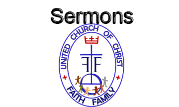 Faith Family UCC Sermons